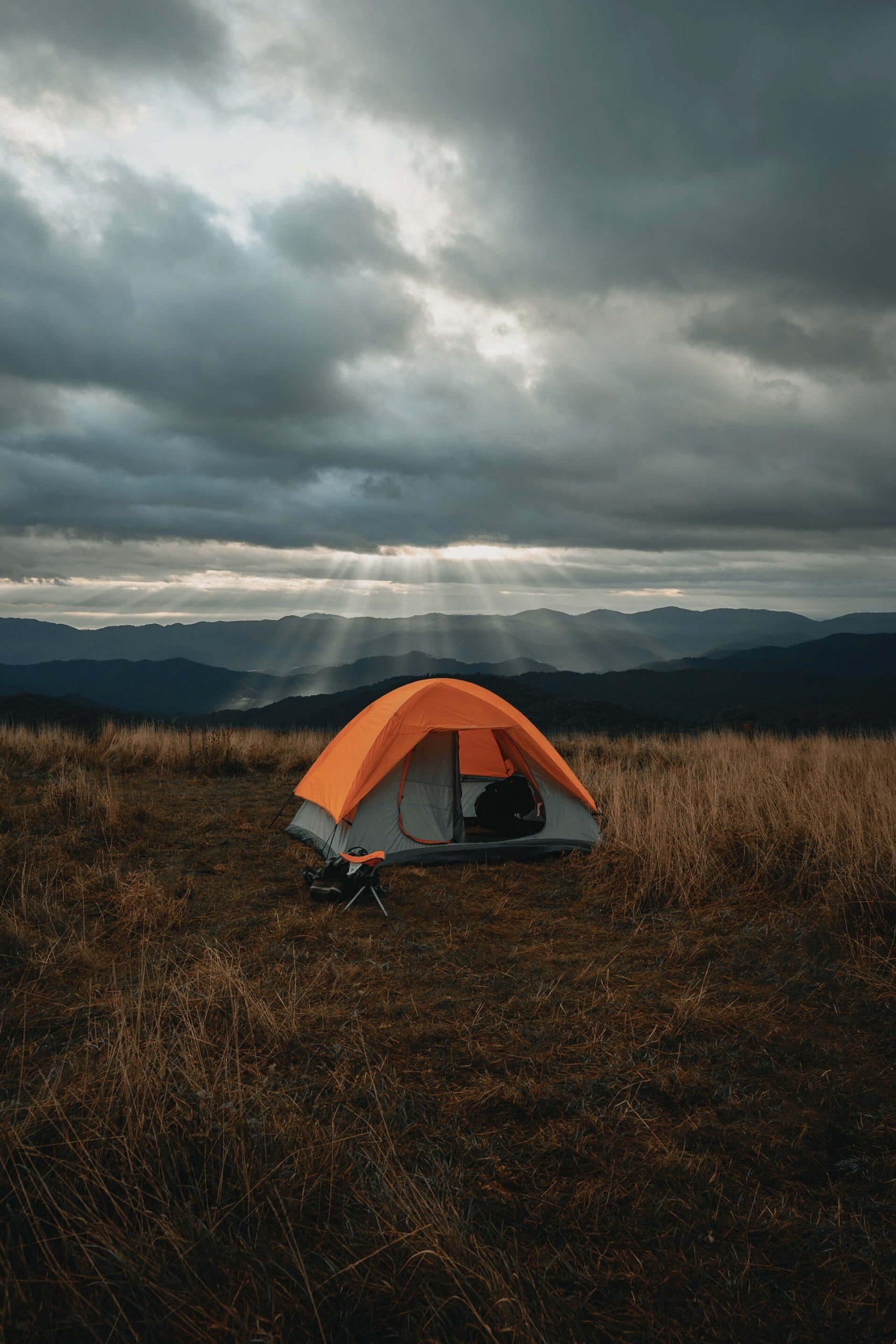 Camping Etats Unis