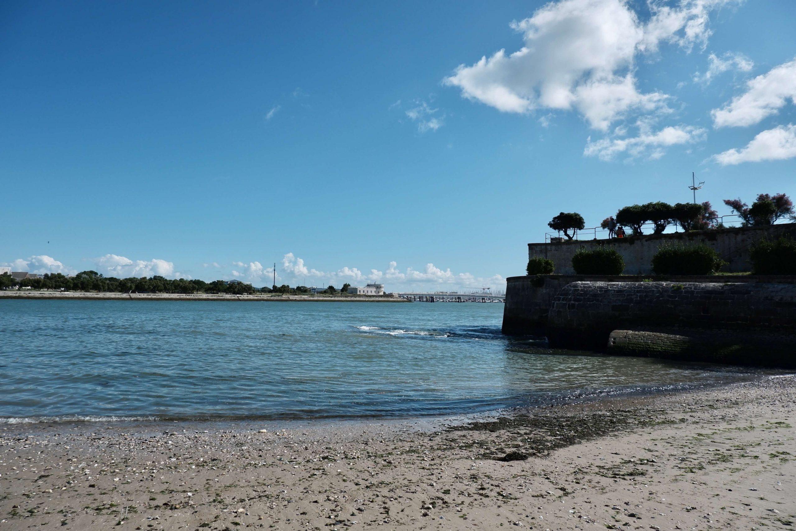Plage la Rochelle