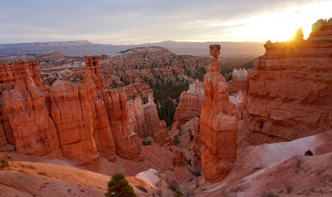 Comment visiter le parc national Bryce Canyon ?