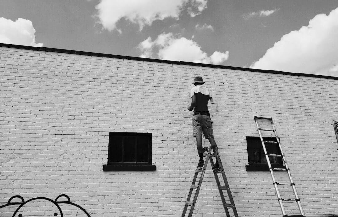 Artiste graffiti Nashville