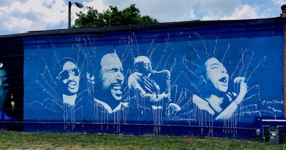 Mural 2615 Jefferson Street
