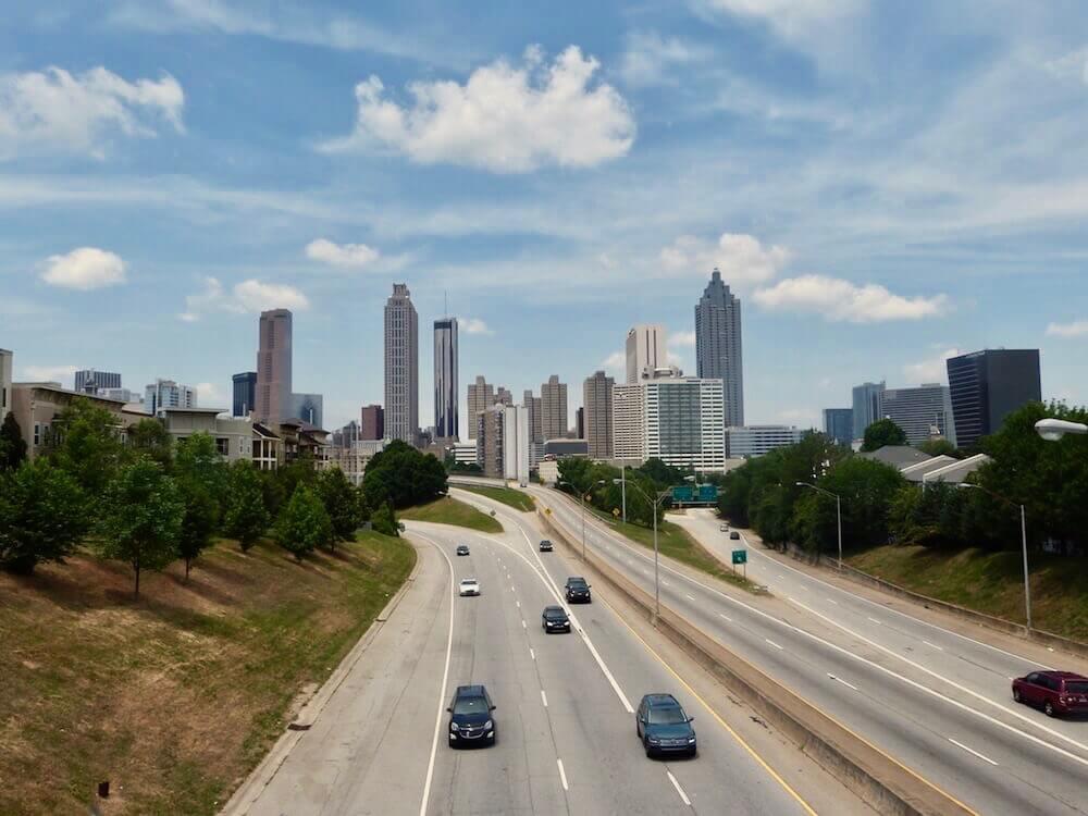 Vue Atlanta The Walking Dead