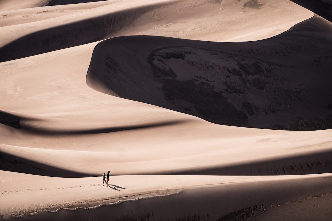 Comment visiter Great Sand Dunes ?