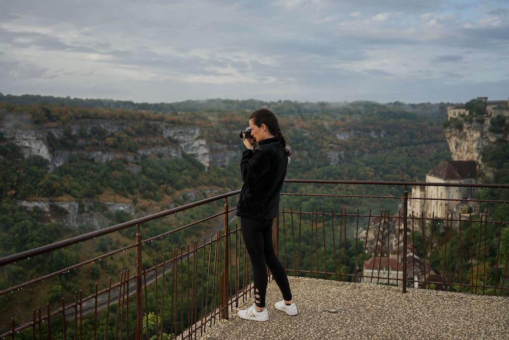 Point de vue Rocamadour