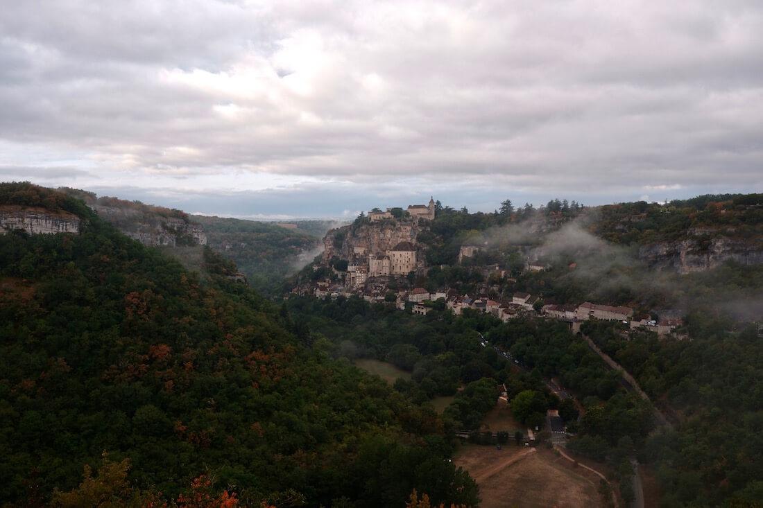 Rocamadour visite