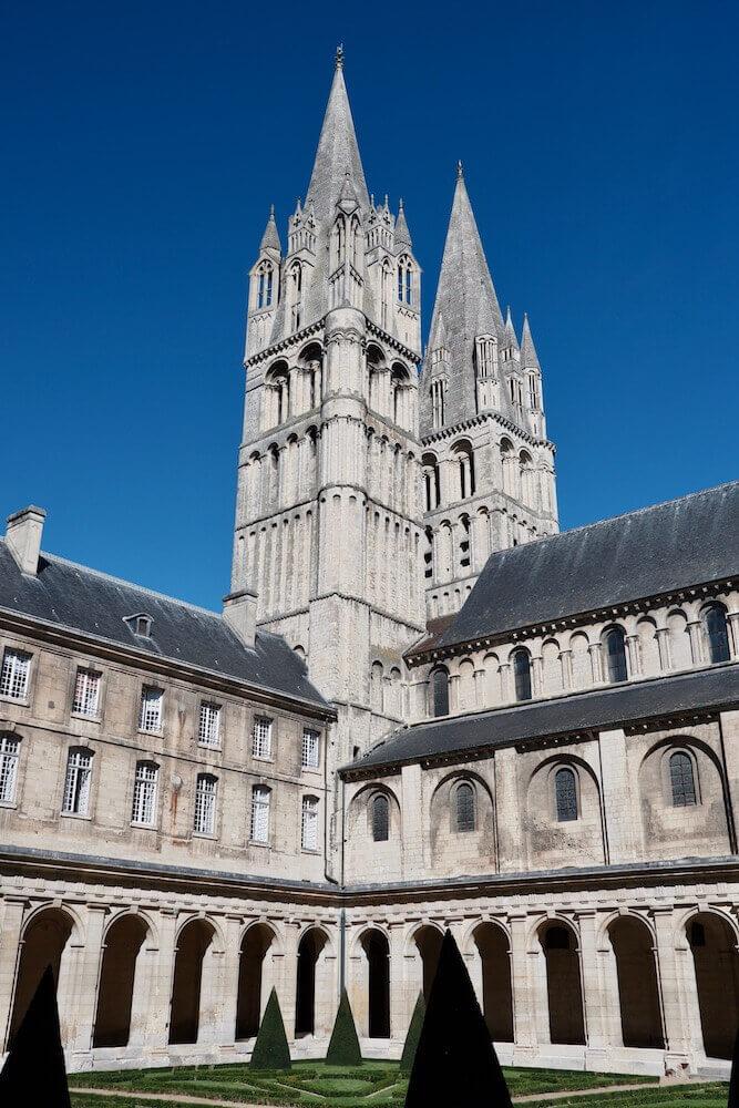 Abbaye aux Hommes Caen