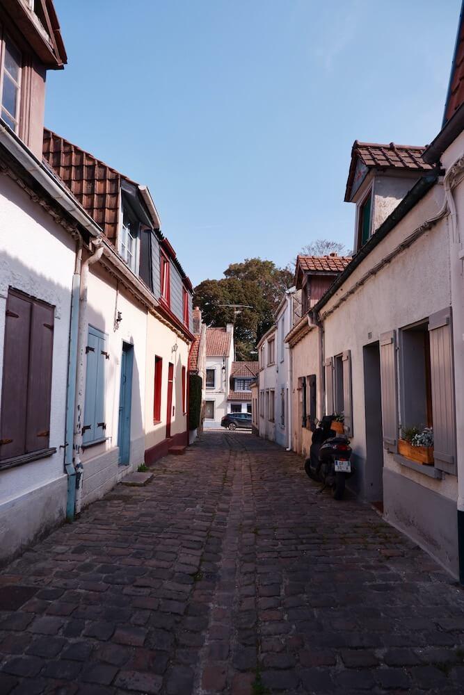 Ruelle Montreuil-sur-mer